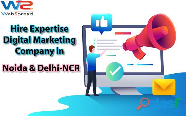 Hire Expertise Digital Marketing Company in Noida & Delhi