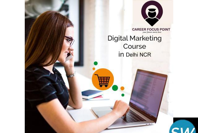 Best Online Digital Marketing Training Institute in Delhi|