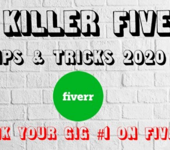 How to Rank Fiverr Gig for more Orders