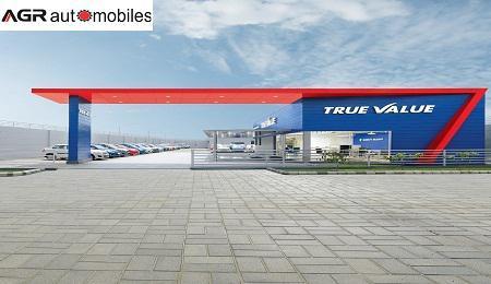 AGR Automobiles – Trustworthy True Value Showroom in