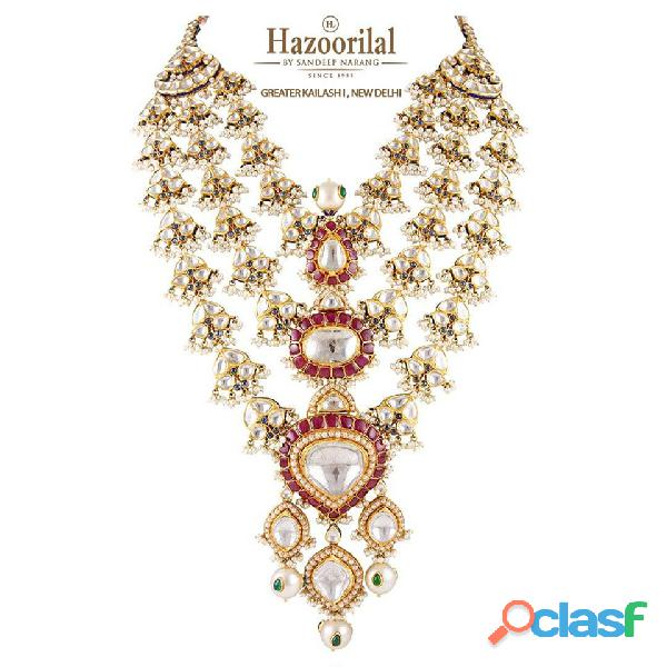 Buy the best quality jewellery in Delhi