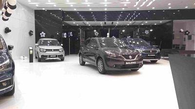 Get the Best Offer on Nexa Showroom Mangalore