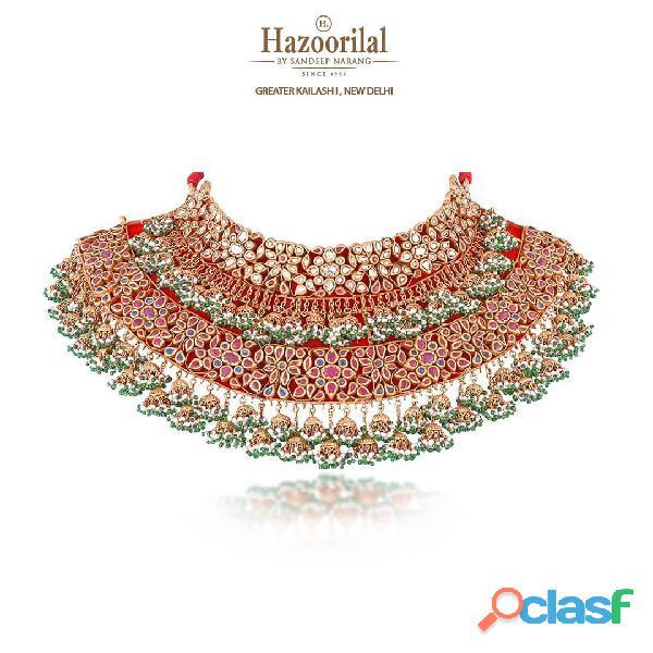 the best jewellery stores in Delhi