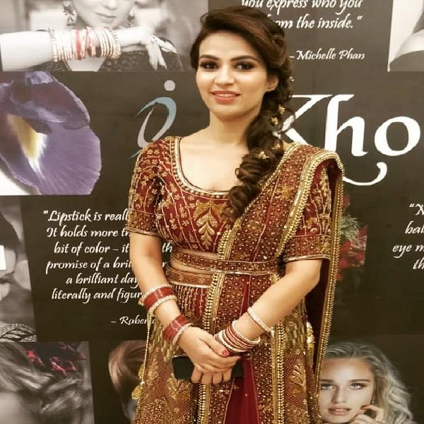 Wedding Makeup Artist in Delhi