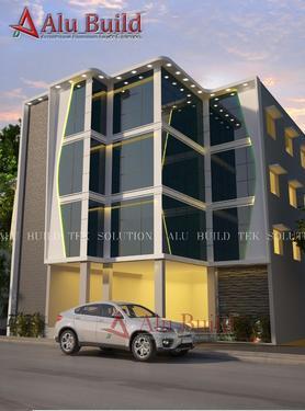15000 sft new commercial building for rent in rajaji nagar