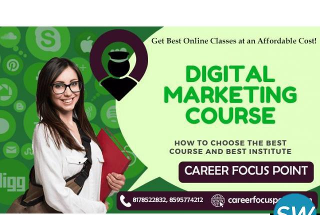 Best Online Digital Marketing Classes in Delhi | Career