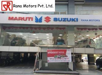 Get Your Car at Rana Motors Maruti Arena Delhi Showroom