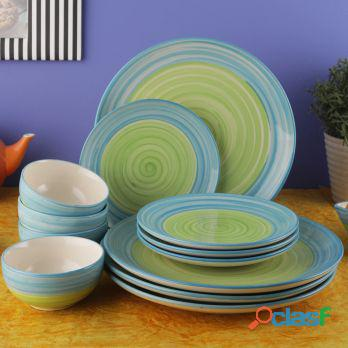 Heavy Discounts!!! Shop Dinner Sets Now at Wooden Street