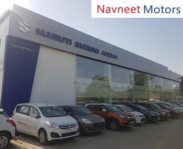 Navneet Motors - Best Maruti Car Dealer in Udaipur