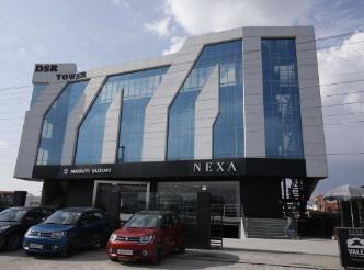 Nexa showroom Dd Motors Dehradun