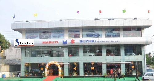 Standard Auto Agencies - Most Leading Dealer of Maruti