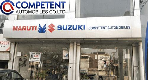 Visit Competent Automobiles Company Limited Delhi