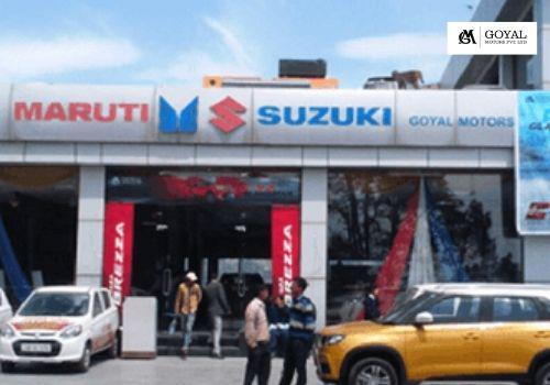 Visit Goyal Motors Maruti Showroom Shimla to Grab Best