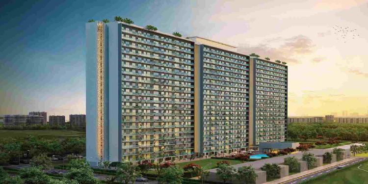 2 BHK flat in Greater Noida
