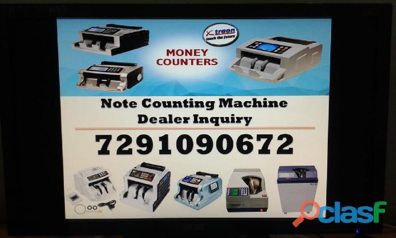 Note Counting Machine Supplier in Delhi