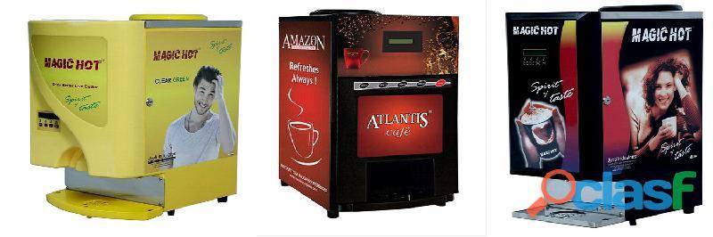 Tea Coffee Vending Machine Dealer in Delhi