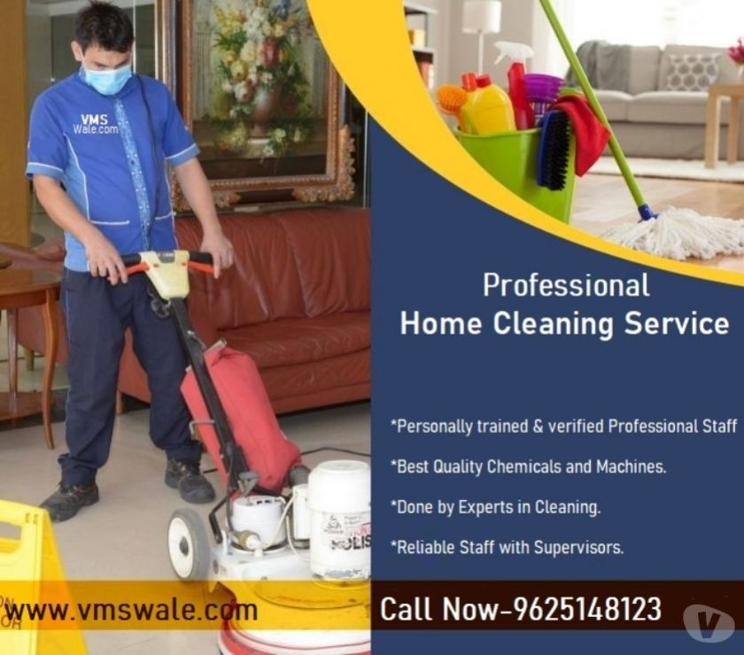 Professional Home Cleaning Services in Delhi NCR Noida
