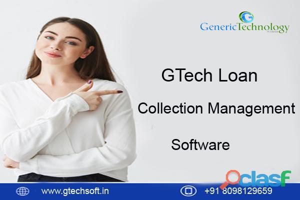 GTech Loan Collection Management Software