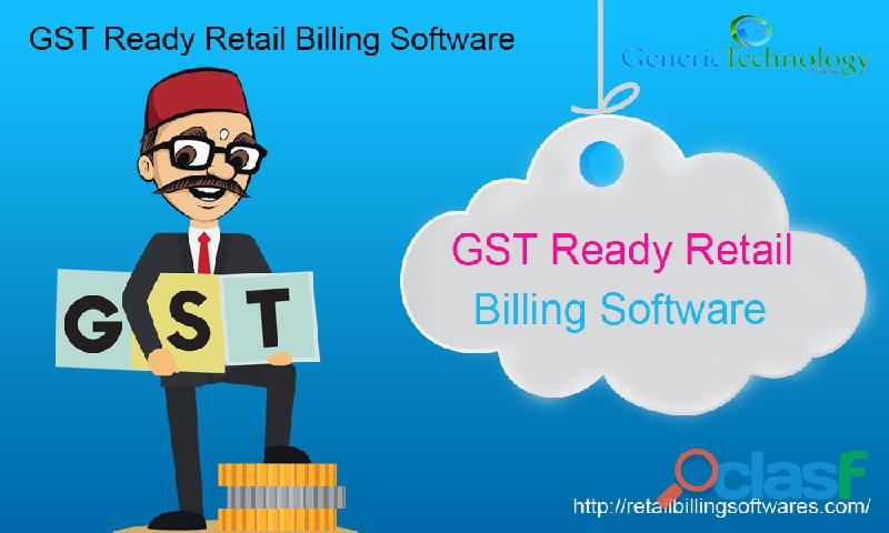 Gene Retail Billing Software