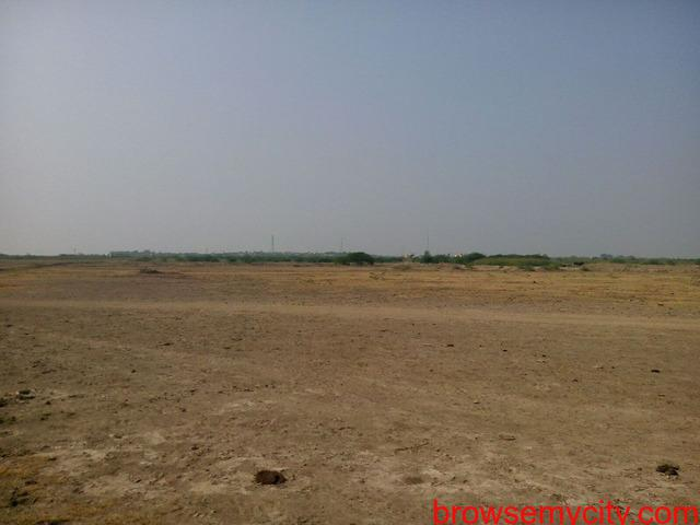 5200 Sq. Yards Commercial Plot in Dholera Industrial Zone