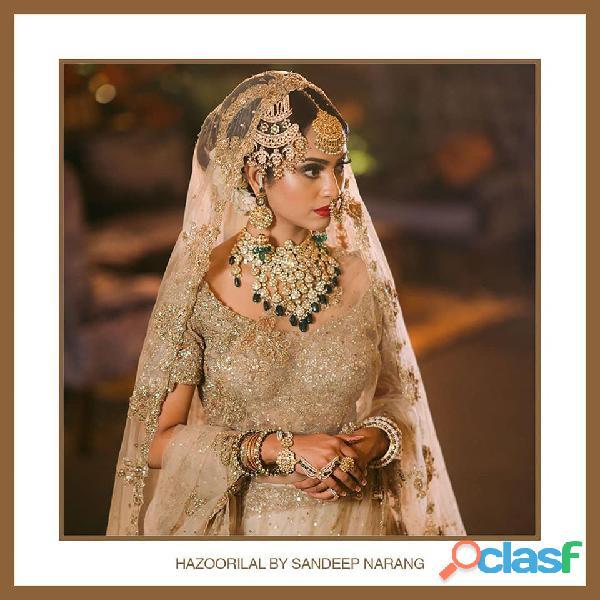 Best in class bridal jewellery in Delhi