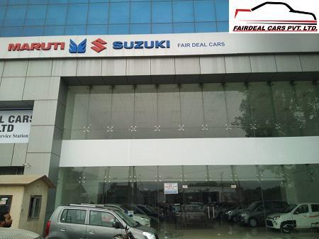 Dial Fair Deal Maruti Suzuki Faridabad Contact Number