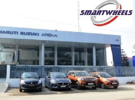 Get New Car at Smart Wheels Gorakhpur Maruti Suzuki Showroom