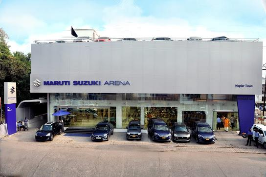 Get an Exclusive Offer on Cars at Standard Maruti Showroom