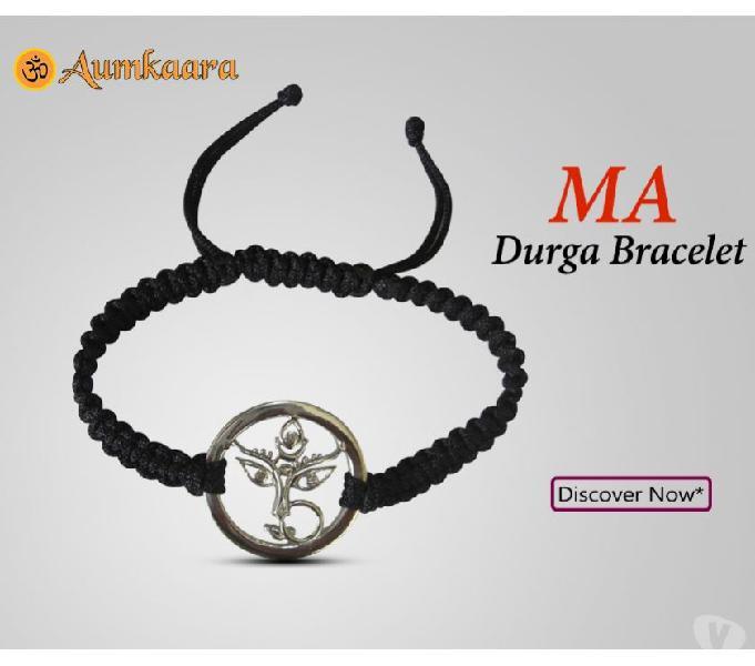 Ma Durga Bracelet With Diamonds