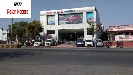 Reach Relan Motors Maruti Suzuki Arena Dealership