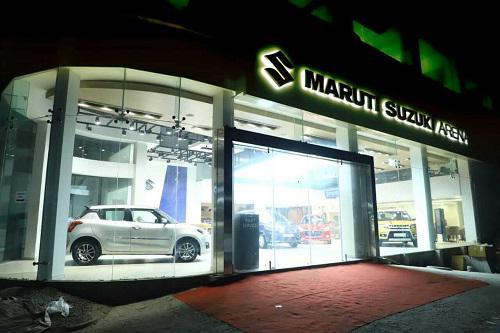 Regent Autolinks - Trusted Maruti Showroom in Ghaziabad