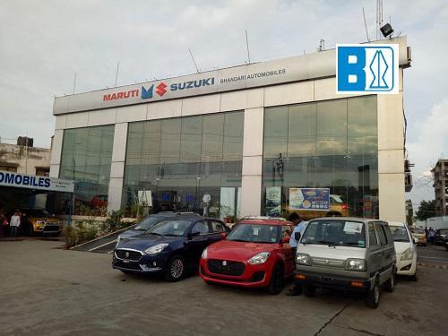 Visit Bhandari Automobiles Maruti Showroom for Best Offers