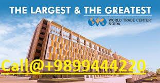 WTC Cbd Noida World Trade Centre Noida