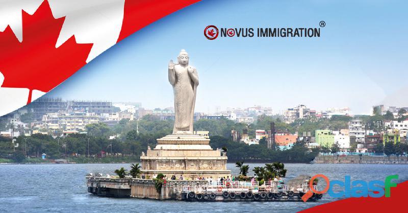 Immigration Consultant in Hyderabad Hyderabad No.1 Visa