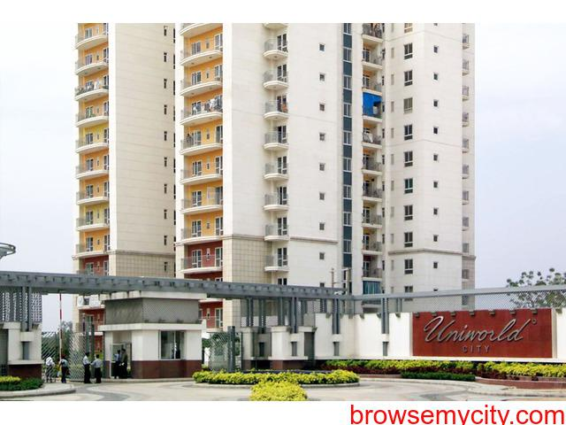 4 BHK Apartments For Sale NH8 | Unitech Uniworld City on NH8