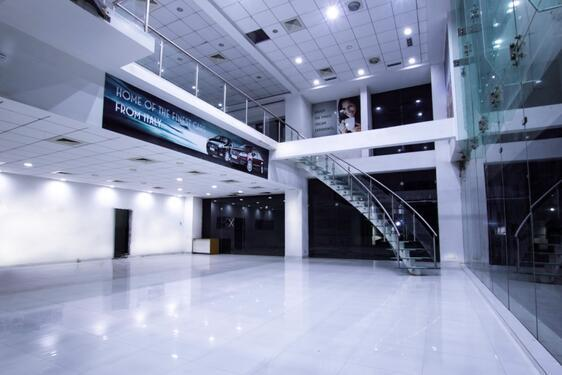 Commercial showroom space on rent in Chinchwad Pune
