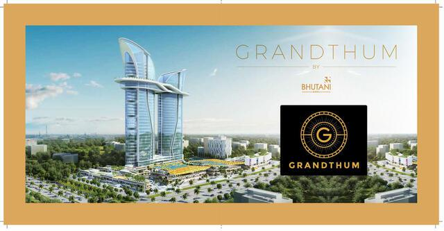 Enthrall with Gaur City Center Retail Shops in Noida Ext