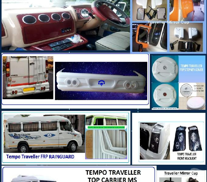 TEMPO TRAVELLER ALTERATION SPARE PARTS