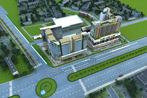 Want to Visit Gaur City center Office Space