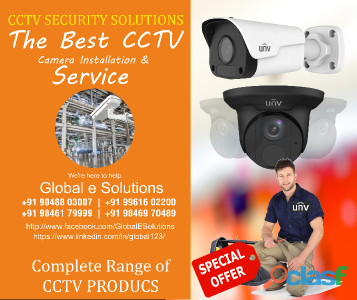 Your local CCTV Company WE OFFER FAST, PROFESSIONAL AND