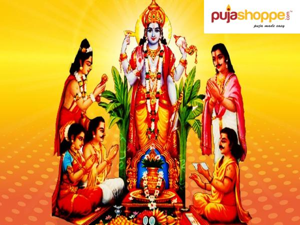 Anytime, Anywhere Book Pandit Online For Satyanarayan Puja