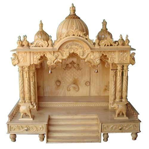 Get multi colour home temple online at wooden street