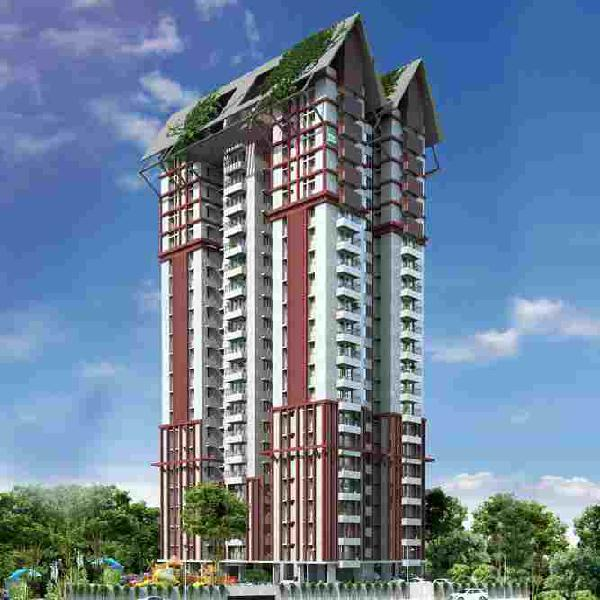 2&3 Bhk Flats & Apartments for sale in Thrissur | Flats