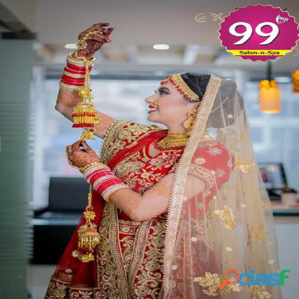 Best Beauty Salon and Makeup Parlor Studio in Ludhiana
