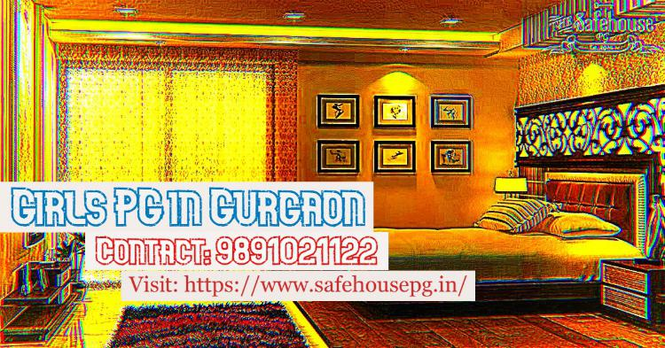 Best Girls PG in Gurgaon Good Paying Guest Services