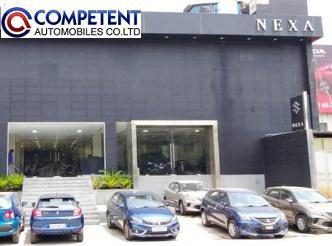 Competent Automobiles - Trusted Nexa Showroom Delhi