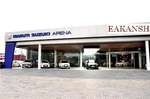 Eakansh Wheels - Most Prominent Maruti Showroom in Rohtak