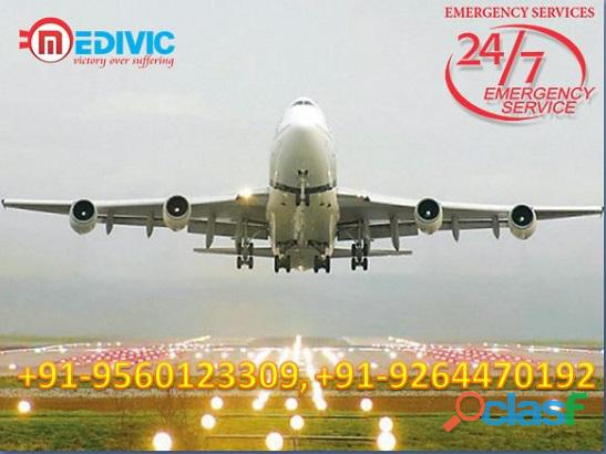 Get Country Best Air Ambulance in Bangalore at Budget