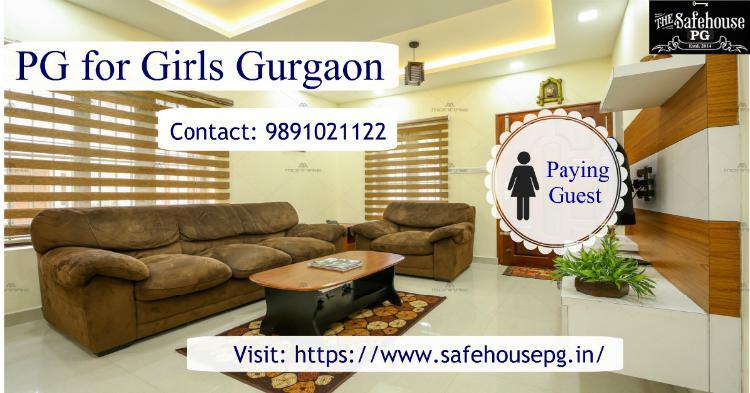 The Best Girls PG in Gurgaon
