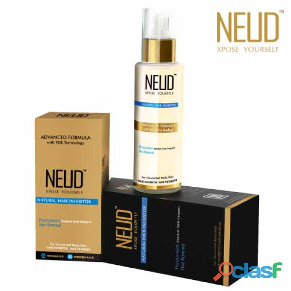 Buy NEUD Hair Removal Products Online in India